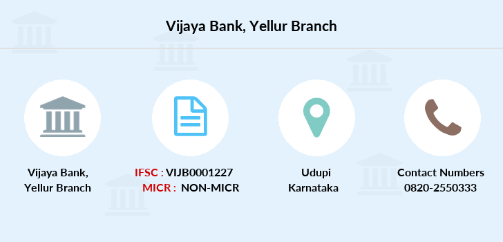 Vijaya-bank Yellur branch