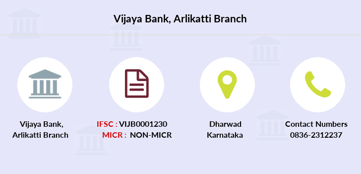 Vijaya-bank Arlikatti branch
