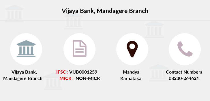 Vijaya-bank Mandagere branch