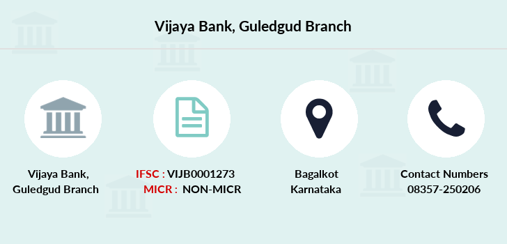 Vijaya-bank Guledgud branch