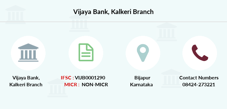 Vijaya-bank Kalkeri branch
