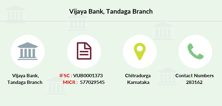 Vijaya-bank Tandaga branch