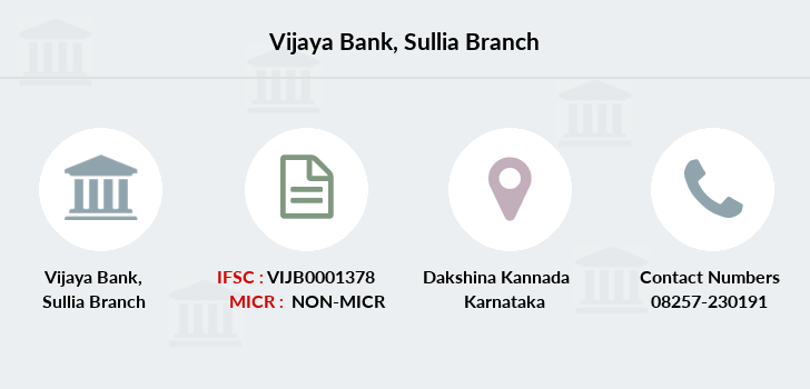 Vijaya-bank Sullia branch