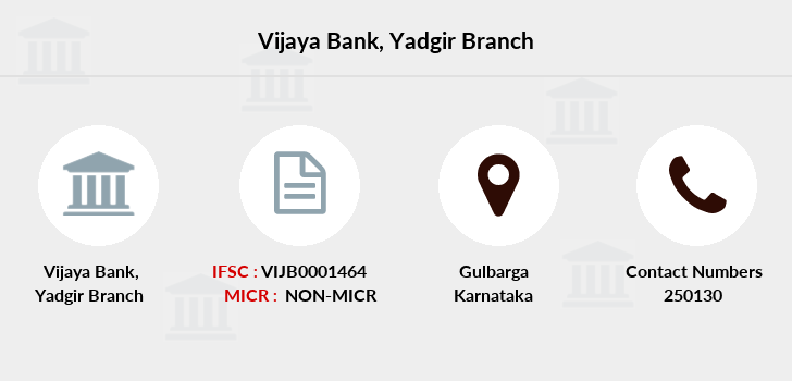 Vijaya-bank Yadgir branch