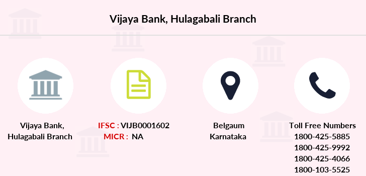 Vijaya-bank Hulagabali branch