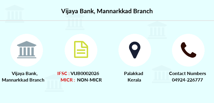 Vijaya-bank Mannarkkad branch