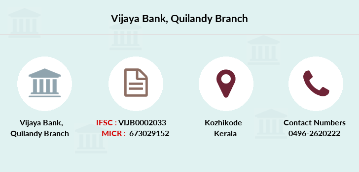 Vijaya-bank Quilandy branch