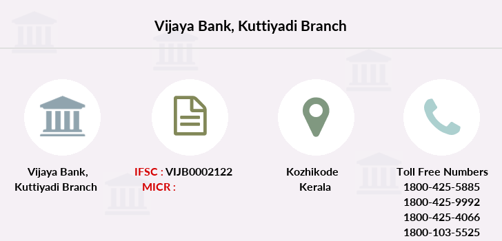Vijaya-bank Kuttiyadi branch