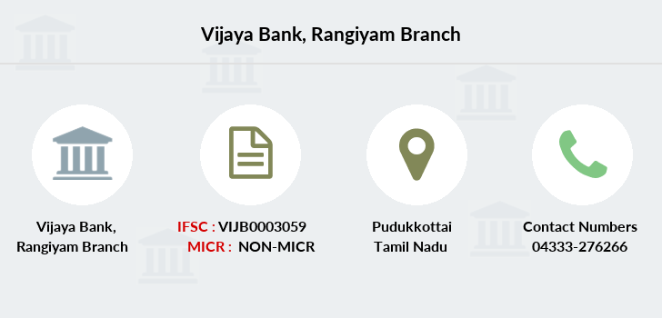 Vijaya-bank Rangiyam branch