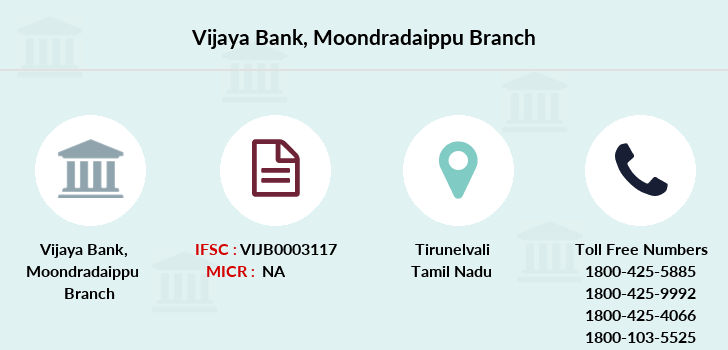 Vijaya-bank Moondradaippu branch