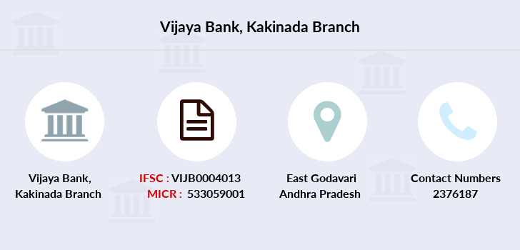 Vijaya-bank Kakinada branch