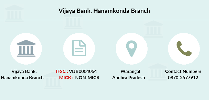 Vijaya-bank Hanamkonda branch