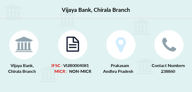 Vijaya-bank Chirala branch