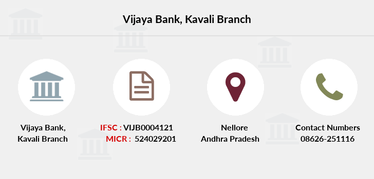 Vijaya-bank Kavali branch
