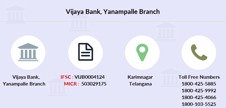 Vijaya-bank Yanampalle branch