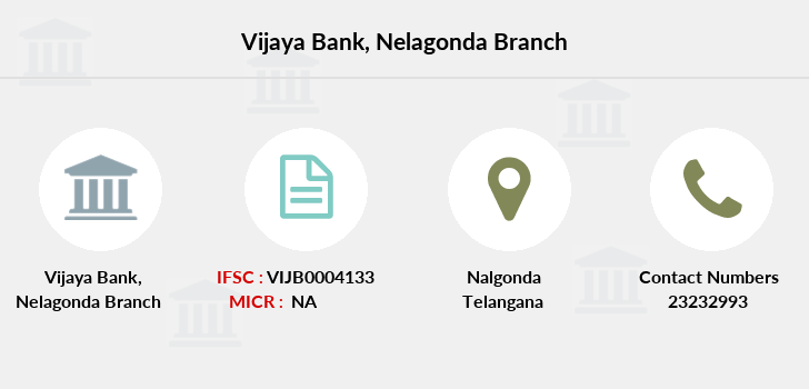 Vijaya-bank Nelagonda branch