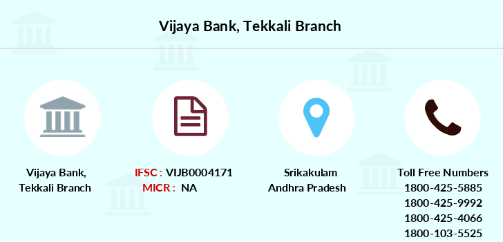 Vijaya-bank Tekkali branch
