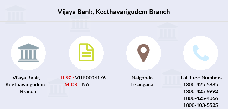 Vijaya-bank Keethavarigudem branch