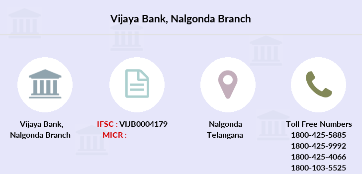 Vijaya-bank Nalgonda branch