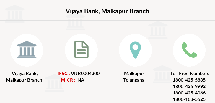 Vijaya-bank Malkapur branch