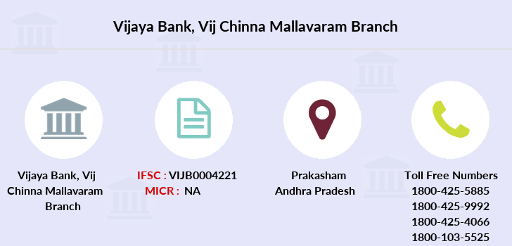 Vijaya-bank Vij-chinna-mallavaram branch