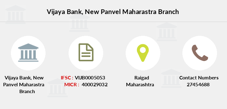 Vijaya-bank New-panvel-maharastra branch