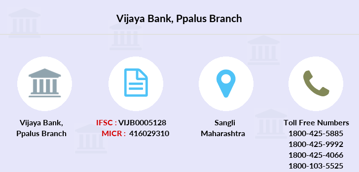 Vijaya-bank Ppalus branch