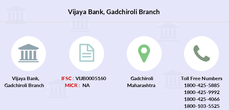 Vijaya-bank Gadchiroli branch