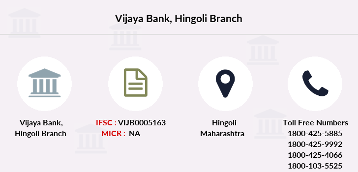 Vijaya-bank Hingoli branch