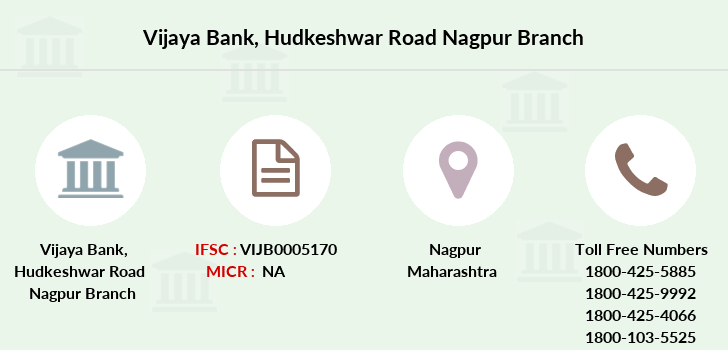 Vijaya-bank Hudkeshwar-road-nagpur branch