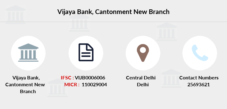 Vijaya-bank Cantonment-new branch