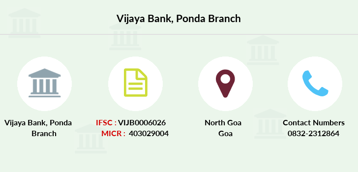 Vijaya-bank Ponda branch