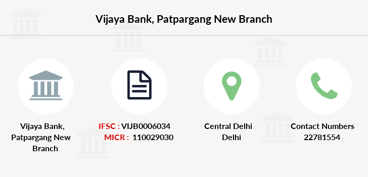 Vijaya-bank Patpargang-new branch