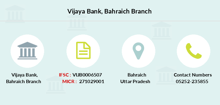 Vijaya-bank Bahraich branch