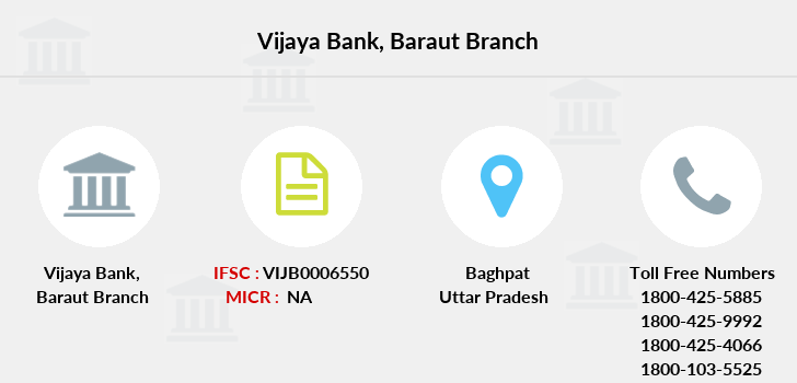 Vijaya-bank Baraut branch