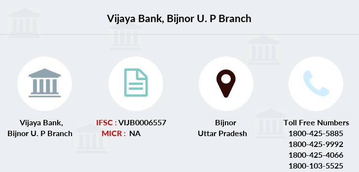 Vijaya-bank Bijnor-u-p branch