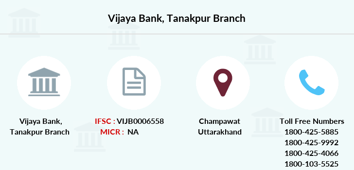 Vijaya-bank Tanakpur branch