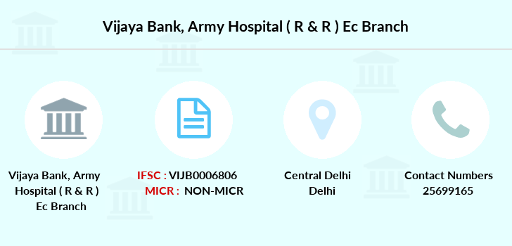 Vijaya-bank Army-hospital-r-r-ec branch