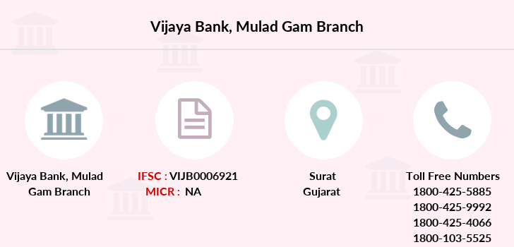 Vijaya-bank Mulad-gam branch