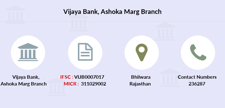 Vijaya-bank Ashoka-marg branch