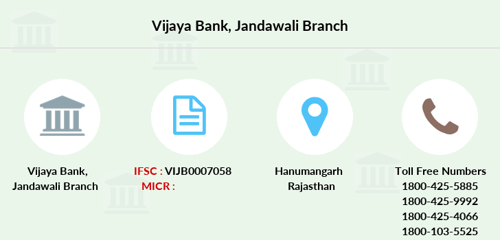 Vijaya-bank Jandawali branch