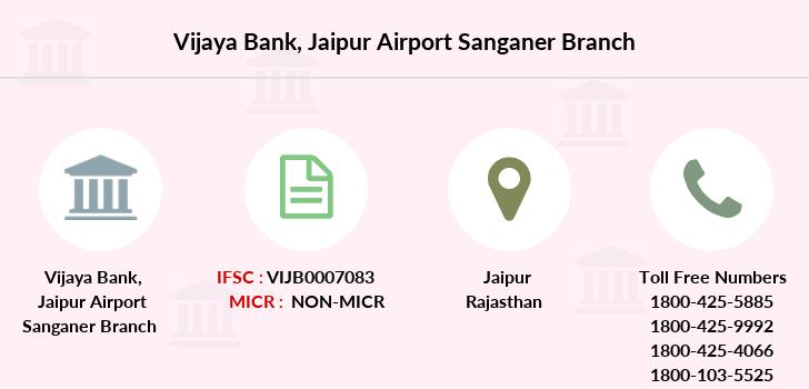 ifsc code bank of baroda sanganer jaipur