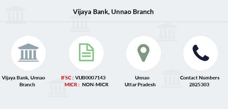 Vijaya-bank Unnao branch