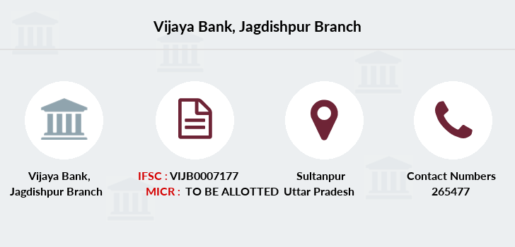 Vijaya-bank Jagdishpur branch