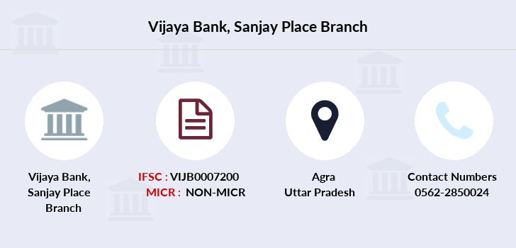 Vijaya-bank Sanjay-place branch