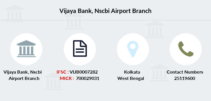 Vijaya-bank Nscbi-airport branch