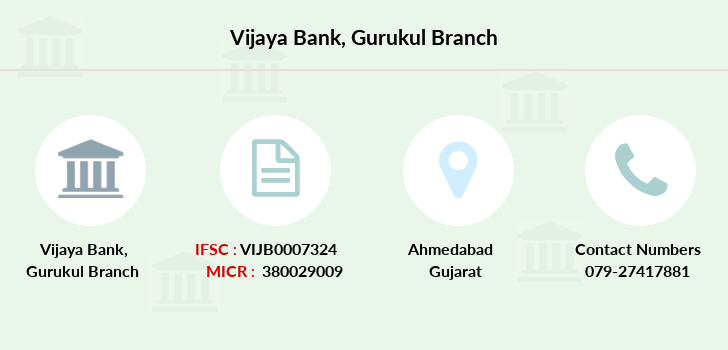 Vijaya-bank Gurukul branch