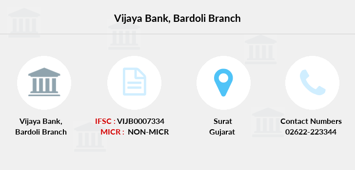 Vijaya-bank Bardoli branch