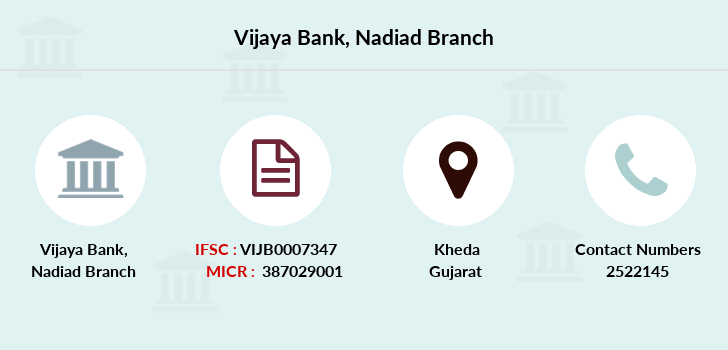 Vijaya-bank Nadiad branch