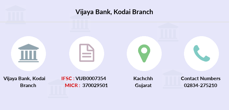 Vijaya-bank Kodai branch